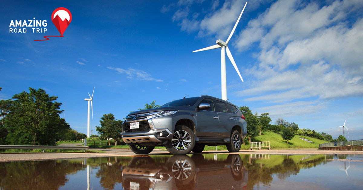 The All New Mitsubishi Pajero sport - the Best of SUV – Presents the Best of Electricity Generation in Thailand