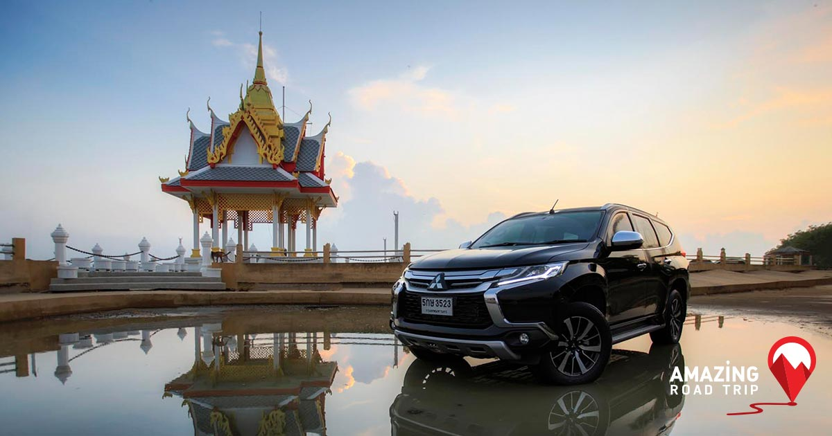 Mitsubishi New Pajero Sport's 1st Journey to Samut Songkhram — The City Where Water and Time Never Sleep