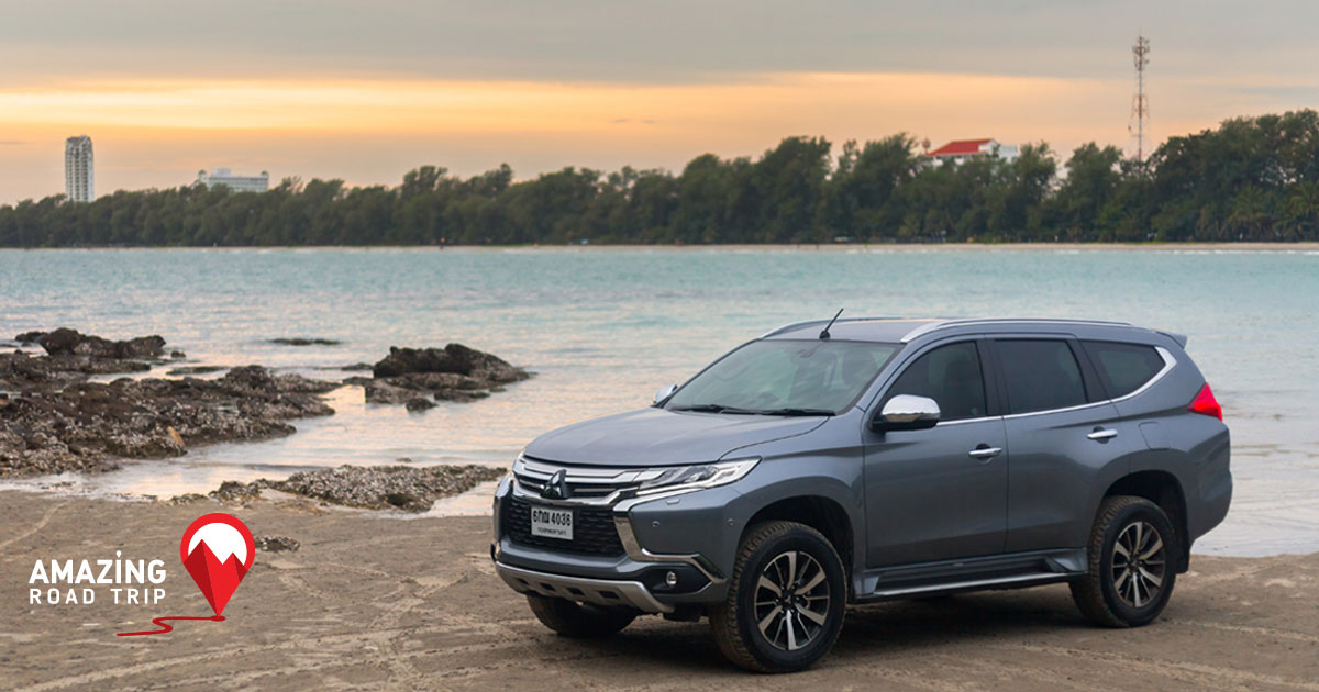 "The New Mitsubishi Pajero Sport: ""DNA of Victory"" joins hands with TAT in organizing the 3rd trip to a town of irresistibly-palatable dishes — Rayong."