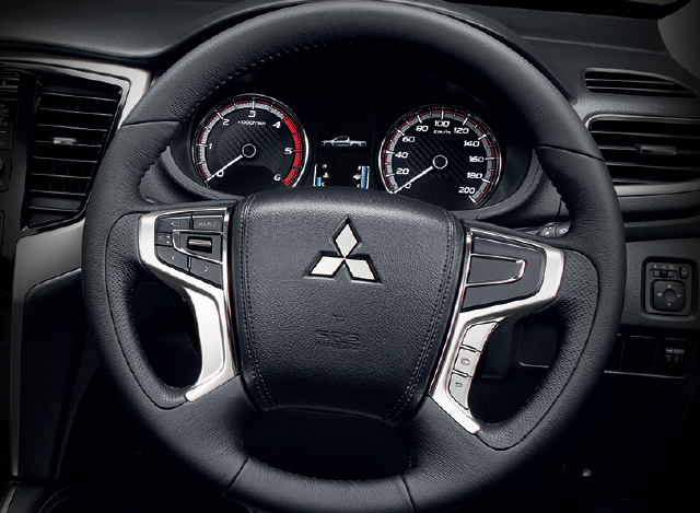 Multi - Function Steering wheel