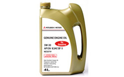 Engine Oil Semi Syn.Gasoline 4 L.